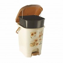 Nayasa Printed Deluxe Pedal with Inner Plastic Bin