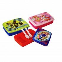 Nayasa Spill Guard 4 Kids Lunch Box (Pack of 6)