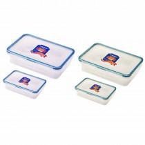 Nayasa Super Lock Kids Lunch Box (Pack of 6)