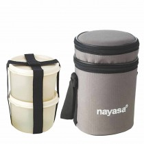 Nayasa Vital Microsafe Insulated Tiffin