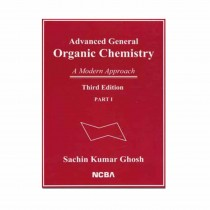 New Central Book Agency Advanced General Organic Chemistry A Modern Approach Vol 1 & 2 By S K Ghosh