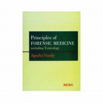 New Central Book Agency Principles Of Forensic Medicine By Apurba Nandy