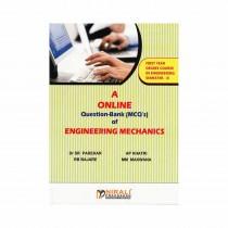 Nirali Prakashan A Online Question Bank (Mcq's) Of Engineering Mechanics For FE Sem II By Khatri & Other