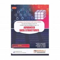 Nirali Prakashan Advanced Data Structure By Sakhare For SE Com Sem 2