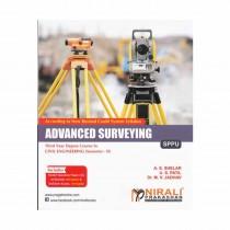 Nirali Prakashan Advanced Surveying For TE Sem II Civil By Shelar & Other