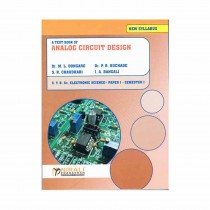Nirali Prakashan Analog Circuit Design (Electronics - I) For S. Y. B.Sc Sem I By Buchade & Other