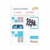 Nirali Prakashan Analog System (Electronics-II) For S.Y.B.Cs Sem I By Chaoudhari & Other