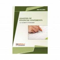Nirali Prakashan Analysis Of Financial Statements For BBA V Sem By Vechalekar