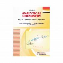 Nirali Prakashan Analytical Chemistry For T. Y. B.Sc Sem I By Nagawade & Other