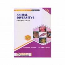 Nirali Prakashan Animal Diversity (P-1) For F.Y. B.Sc. By Pawar, Desai