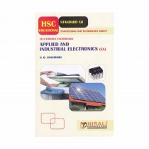Nirali Prakashan Applied and Industrial Electronics For Class 12 By Chaudhari
