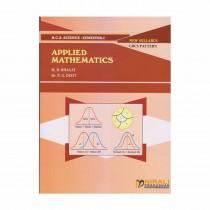 Nirali Prakashan Applied Mathematics For BCA I Sem By Dixit & Other