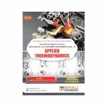 Nirali Prakashan Applied Thermodynamics By Sapali For SE Mechanical Sem 2