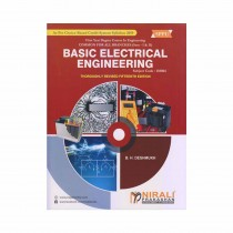 Nirali Prakashan Basic Electrical Engineering (Objective Type) For FE Sem I By Deshmukh
