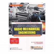 Nirali Prakashan Basic Mechanical Engg. For FE Sem II By Domkundwar & Other