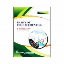 Nirali Prakashan Basics Of Cost Accounting For BBA II Sem By Mahajan, Kulkarni
