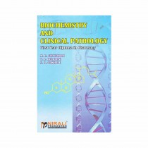 Nirali Prakashan Biochemistry & Clinical Pathology For D. Pharmacy I Year By Chaudhari & Other