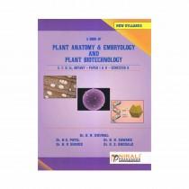 Nirali Prakashan Botany (Paper - 1 & 2) For S. Y. B.Sc Sem II By Dhumal & Other