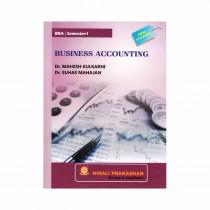 Nirali Prakashan Business Accounting For BBA I Sem By Kulkarni, Mahajan