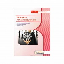 Nirali Prakashan Business Administration For S.Y.B.Com Sem II By Deshmukh & Other