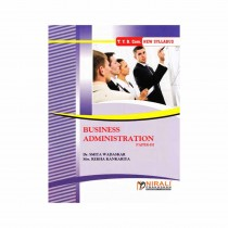 Nirali Prakashan Business Administration III Finance, Production And Operation Functions For T.Y.B.Com By Wadaskar & Other