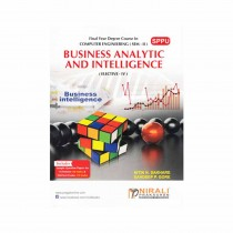 Nirali Prakashan Business Analytic And Intelligence By Gore For BE Computer