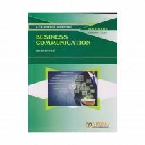 Nirali Prakashan Business Communication For BCA I Sem By Raj