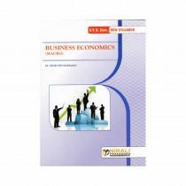 Nirali Prakashan Business Economics (Macro) For S.Y.B.Com Sem II By Mahajan
