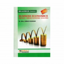 Nirali Prakashan Business Economics (Micro) For BBA I Sem By Dr. Shankar