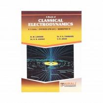 Nirali Prakashan Classical Electrodynamics For T. Y. B.Sc Sem 2 By Laware & Other