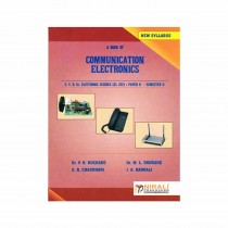 Nirali Prakashan Communication Electronics (Electronic-II) For S. Y. B.Sc Sem II By Buchade & Other