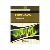 Nirali Prakashan Core Java By Rahalkar For MCA Sem 2
