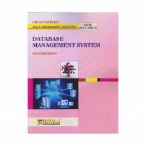 Nirali Prakashan Database Management System By Bapat For MCA Sem 1