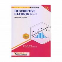 Nirali Prakashan Descriptive Statistics (P-1) For F.Y. B.Sc. By Dixit & Other