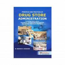 Nirali Prakashan Drug Stores & Administration For D.Pharmacy II Year By Dr. Burande