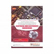 Nirali Prakashan Electrical & Electronics Engg. For SE Sem II Mechanical By Deshmukh, Patil