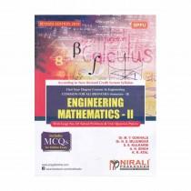 Nirali Prakashan Engg. Mathematics II For FE Sem II By Gokhale & Other