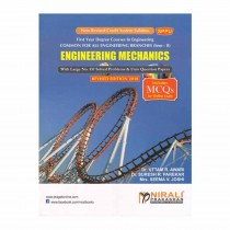 Nirali Prakashan Engg. Mechanics By Awari & Other For FE Sem 2
