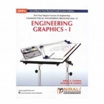 Nirali Prakashan Engineering Graphics I For FE Sem I By Pawar & Chavan Other