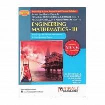 Nirali Prakashan Engineering Mathematics III For SE Sem I Chemical By Gokhale & Other