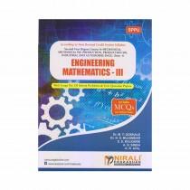 Nirali Prakashan Engineering Mathematics III For SE Sem I Mechanical By Gokhale & Other