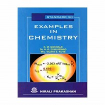 Nirali Prakashan Examples In Chemistry For Class 12 By Kote, Bhatia