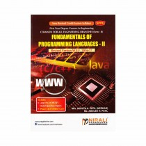 Nirali Prakashan Fundamentals Of Programming Language - II For FE Sem II By Patil, Aher
