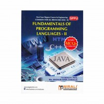 Nirali Prakashan Fundamentals Of Programming Language - II For FE Sem II By Patil, Patil