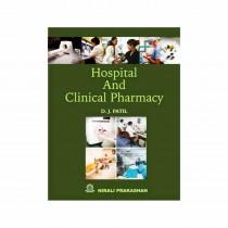 Nirali Prakashan Hospital & Clinical Pharmacy For D.Pharmacy II Year By Patil