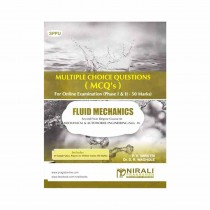 Nirali Prakashan MCQ Fluid Mechanics By Shrotri For Online Exam. SE Sem II Mechanical