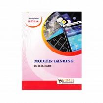 Nirali Prakashan Modern Banking By Datir For SY BA