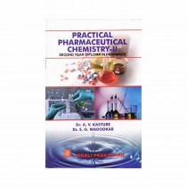 Nirali Prakashan Pharmaceutical Chemistry II For D.Pharmacy II Year By Kasture, Wadodkar