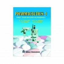 Nirali Prakashan Pharmaceutics I For D. Pharmacy I Year By Kasture, Hassan, Parakh, Gokhale