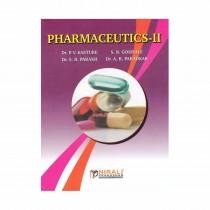 Nirali Prakashan Pharmaceutics II For D.Pharmacy II Year By Kasture, Parakh, Gokhale, Paradkar